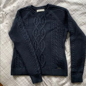 Abercrombie & Fitch Cable Sweater